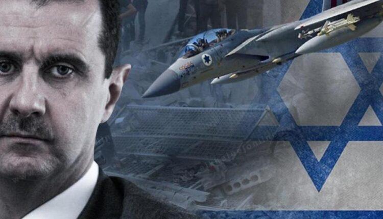 الأسد وإسرائيل