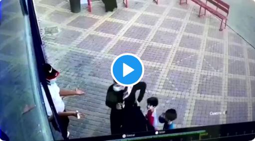 سعودي يعتدي على حارس أمن في مكة المكرمة