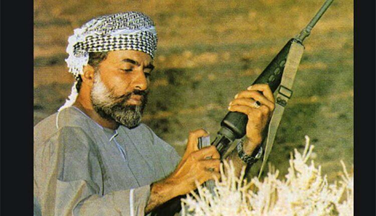 أسلحة السلطان قابوس