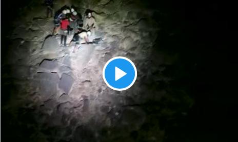 سقوط فتاة في سلطنة عمان