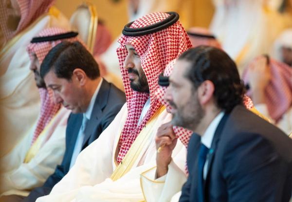 الأمير حمزة تعاون مع باسم عوض الله رجل السعودية