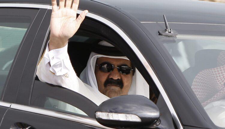 كلمة عفوية لـ الأمير الوالد أمير قطر