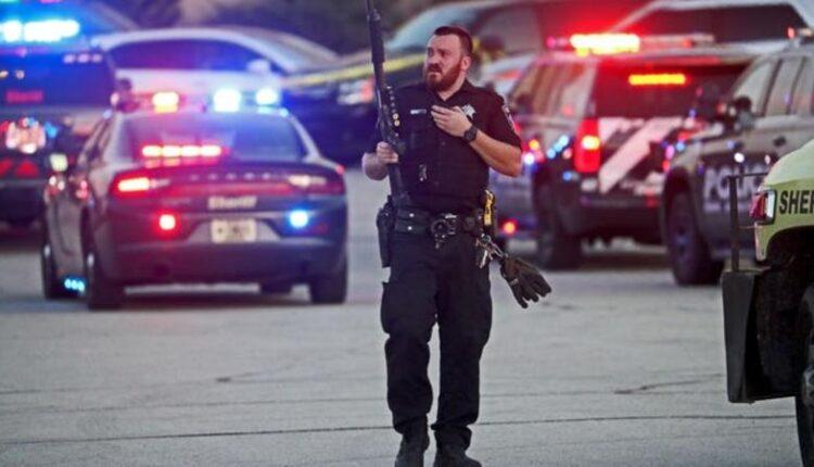 العنف في أمريكا