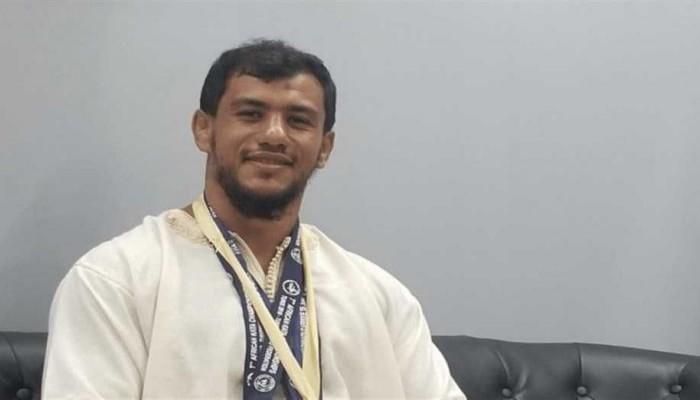 لاعب الجودو الجزائري فتحي نورين