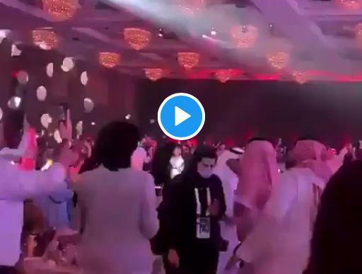 مكة المكرمة حفل مختلط