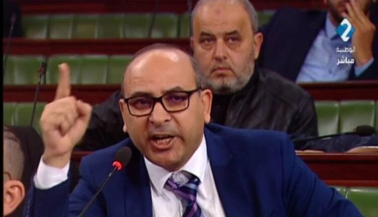 """النائب عن ائتلاف """"الكرامة"""" عبد اللطيف العلوي يوجه رسالة الرئيس قيس سعيد"""