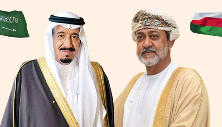 السعودية سلطنة عمان