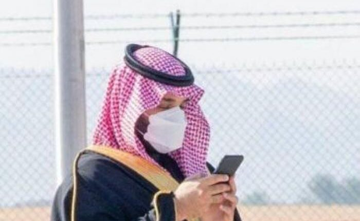 الهاتف الذي قصم ظهر بن سلمان