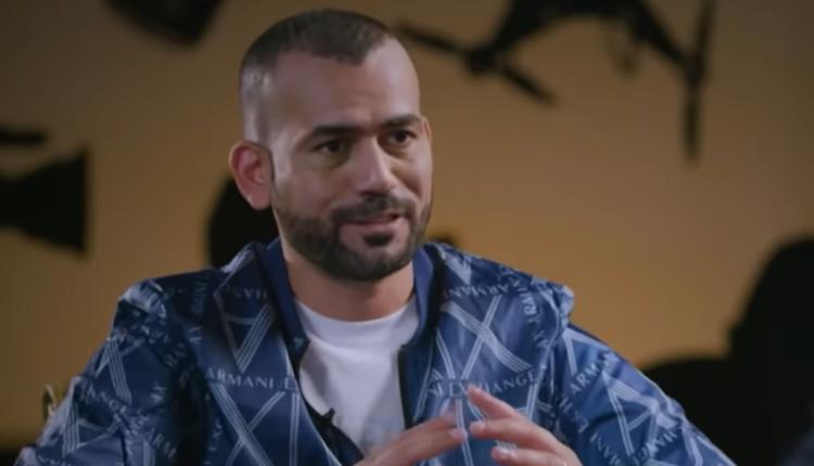 المنتج والممثل السينمائي الفلسطيني الفنلندي رامي جابر