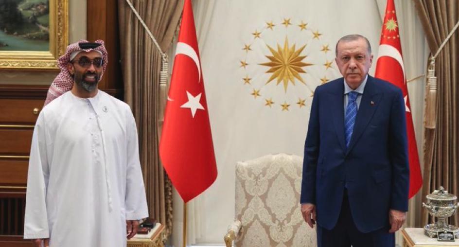 الإمارات ستضخ المليارات في تركيا