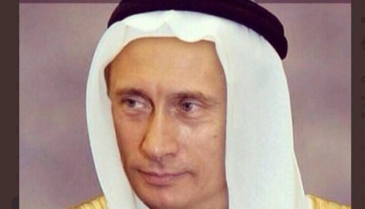 الشيخ بوتين