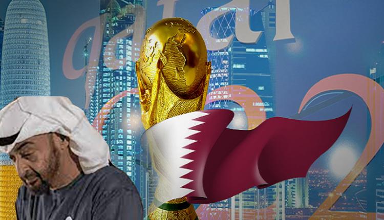 الإمارات تستجدي قطر المشاركة في تنظيم كأس العالم