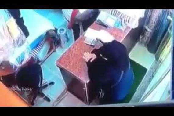 ممثل مصري يهتك عرض